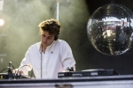Jamie XX performs at Capitol Hill Block Party (Photo: Alex Crick)