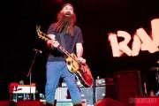 Rancid performing at WaMu Theater (Photo by Alex Crick)