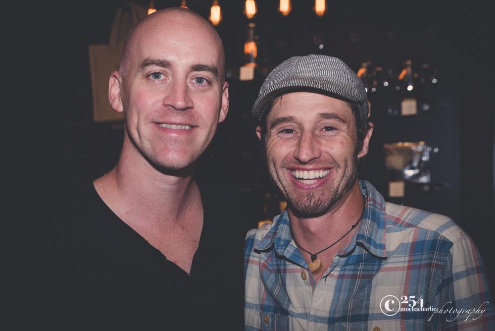 Tyrone Wells & Levi Ware @ Storyville (Photo: Mocha Charlie)