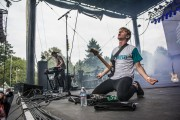 107.7 The End Summer Camp 2015 - Glass Animals (Photo: David Endicott)