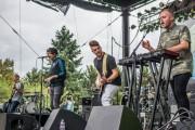 107.7 The End Summer Camp 2015 - Joywave (Photo: David Endicott)