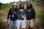 Michelle Bounds, Joel Hoyer & Chris Green at Chinook Fest Summit (Photo: Mocha Charlie)