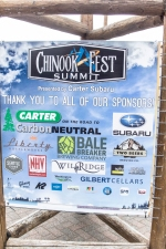 Chinook Fest Summit (Photo: Greg Roth)