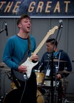 Nolan Garrett at Chinook Fest Summit (Photo: Mocha Charlie)