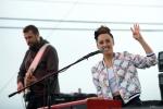 Tess Henley at Chinook Fest Summit (Photo: Mocha Charlie)