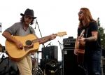 Blake Noble & Cody Beebe at Chinook Fest Summit (Photo: Mocha Charlie)