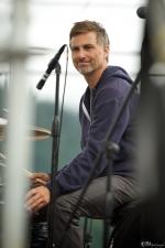 The Jason Spooner Band at Chinook Fest Summit (Photo: Mocha Charlie)