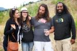 Sarah Gerritsen, Michelle Bounds, Joel Hoyer & Chris Green at Chinook Fest Summit (Photo: Mocha Charlie)