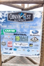 Chinook Fest Summit (Photo: Greg Roth)