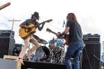 Blake Noble & Cody Beebe at Chinook Fest Summit (Photo: Greg Roth)