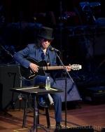 Rodriguez performs at Benaroya Hall. (Photo: John Lill)