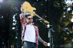 Dashboard Confessional performs at Marymoor Park. (Photo: Alex Crick)