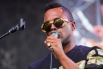 Shabazz Palaces performs at Capitol Hill Block Party (Photo: Alex Crick)