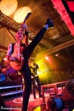 Rise Against at Showbox Sodo Photo by Arlene Brown-25