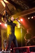 Rise Against at Showbox Sodo Photo by Arlene Brown-28
