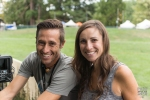 Melodic Caring Project's Levi & Stephanie Ware at Marymoor Park (Photo: Greg Roth)