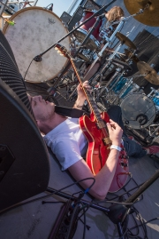Duke Evers at Rock The Boat (Photo by Christine Mitchell)
