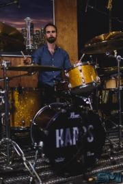 HARPS at Critical Sun Studios