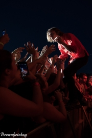 Cage the Elephant perfoms at Ciderfest 2015 (Photo: Arlene Brown)