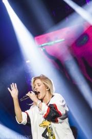 Ellie Goulding at Bumbershoot 2015 (Photo: Hanna Stevens)