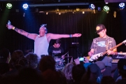 The Derelicts at El Corazon (Photo- Christine Mitchell)