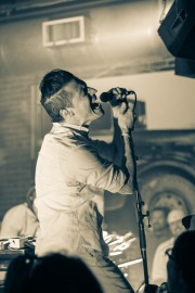 Mutemath at Tractor Tavern (Photo: Jake Hanson)