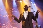 Leon Bridges at Neptune Theatre (Photo: Hanna Stevens)