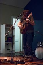 Christopher Paul Stelling at Ballard Homestead (Photo- Christine Mitchell)