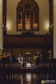 The Banner Days at First Presbyterian Church (Photo: Jason Tang)