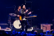 Nathaneil Rateliff @ Deck The Hall Ball 2015 (Photo: Alex Crick)