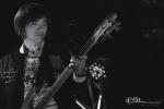 Tadahiro Nagaya (Bass for Kristen Palmer) @ Studio 7 12-19-15 (Photo by: Mocha Charlie)