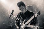 Andrew Algard (guitar for Kristen Palmer) @ Studio 7 12-19-15 (Photo by: Mocha Charlie)