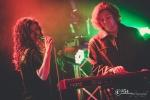 Kristen Palmer & Charles Wicklander(keys) @ Studio 7 12-19-15 (Photo by: Mocha Charlie)