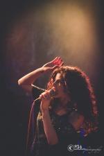 Kristen Palmer @ Studio 7 12-19-15 (Photo by: Mocha Charlie)