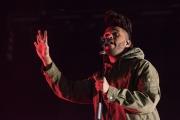 The Weeknd at Bumbershoot (Photo- Christine Mitchell)