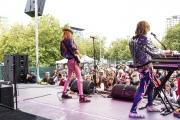 The Fame Riot at Bumbershoot (Photo: Greg Roth)