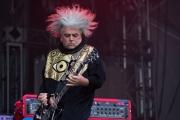 The Melvins at Bumbershoot (Photo- Christine Mitchell)