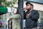 The Physics perform at Capitol Hill Block Party (Photo by Alex Crick)