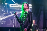 The Kills perform at Capitol Hill Block Party (Photo by Alex Crick)