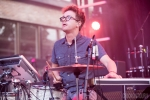 Wye Oak performs at Capitol Hill Block Party (Photo by Alex Crick)