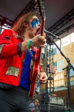 Meatbodies performs at Capitol Hill Block Party. (Photo: John Lill)