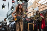 Meatbodies perform at Capitol Hill Block Party. (Photo by Christine Mitchell)