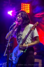 The Coathangers perform at Capitol Hill Block Party. (Photo: John Lill)
