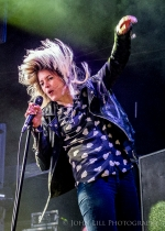 The Kills perform at Capitol Hill Block Party. (Photo: John Lill)