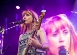 Wye Oak performs at Capitol Hill Block Party. (Photo: John Lill)
