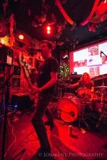 Grenades performs at Capitol Hill Block Party. (Photo: John Lill)