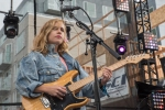 Chastity Belt performs at Capitol Hill Block Party (Photo by Christine Mitchell)