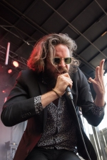 Father John Misty performs at Capitol Hill Block Party (Photo by Christine Mitchell)