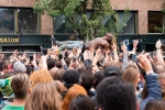 Flatbush Zombies performs at Capitol Hill Block Party (Photo by Christine Mitchell)