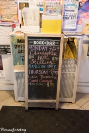 Planes On Paper at Portsmouth Book and Bar (Photo by Arlene Brown)